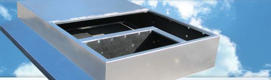 Roof Products Division · Adapter Curb
